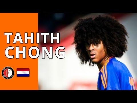 TAHITH CHONG | Feyenoord Rotterdam FC | 2015/2016