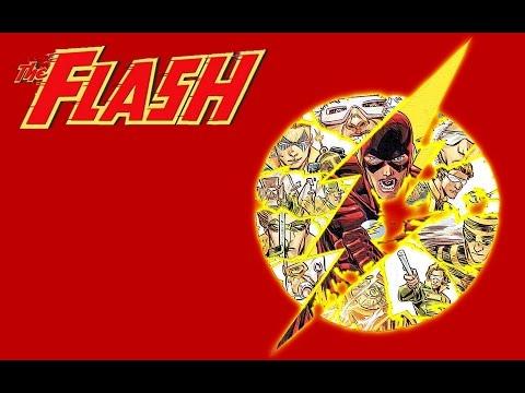 Порядок чтения The FLASH комиксы VK