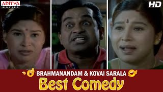 Video Brahmanandam & Kovai Sarala Best Comedy Scenes in Kshemanga Velli Labanga Randi Movie download MP3, 3GP, MP4, WEBM, AVI, FLV November 2017