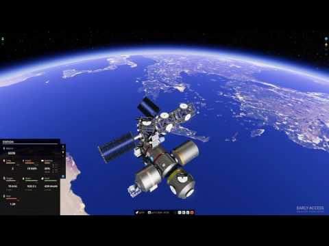 Stable Orbit - Space Station Building for Science