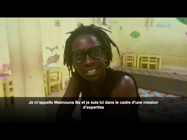 Mission Expertise  Maimouna BA - Sociologue 2018