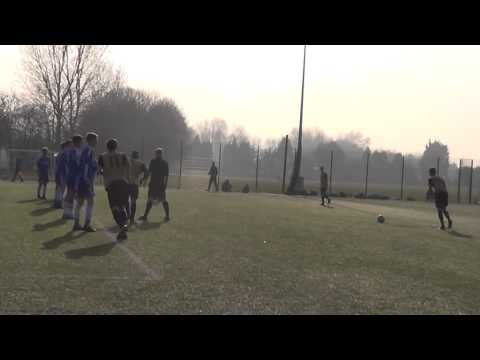 City College Brighton & Hove First Team away to Sandwich Technology College (second half) 12/3/14