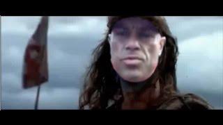 Gambar cover Jaglak jako Braveheart motywuje swoich ludzi do walki