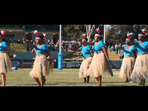 Brisbane Bougainville Dancers
