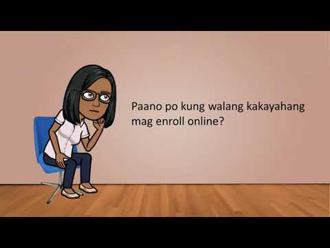How to enroll at PONCIANO BERNARDO ELEMENTARY SCHOOL for SY2020-2021