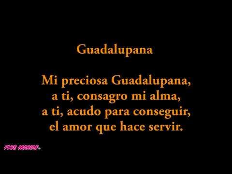 Flos Mariae – Guadalupana – Lyrics