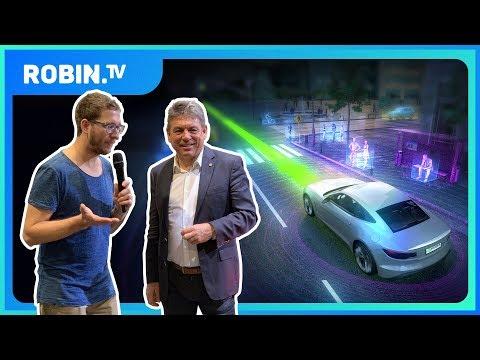 Wann kommt AUTONOMES FAHREN? Byton CEO Carsten Breitfeld im Interview