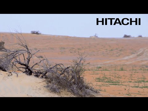 Challenge: Hitachi solar-powered desalination plants, Abu Dhabi - Hitachi