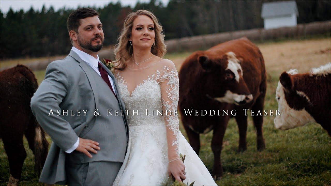 Ashley & Keith Oak Creek Farm Wedding Highlight Teaser