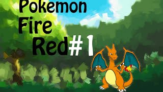 OLHA O SHINYYYYY[POKEMON FIRE RED]EP 1