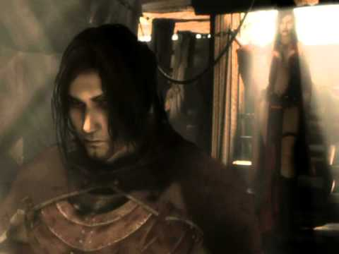 Prince Of Persia Warrior Within  I Stand Alone