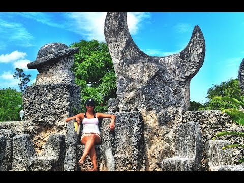 Secrets of Coral Castle - Documentary, with Leonard Nimoy - Telekinesis and Anti-gravity