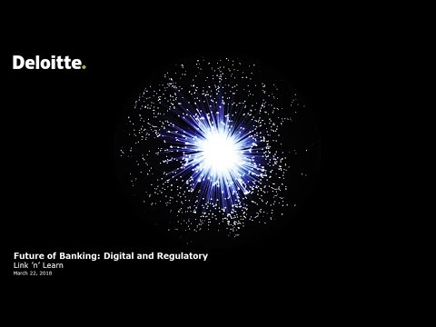 Link'n Learn - Future of Banking: Digital and Regulatory