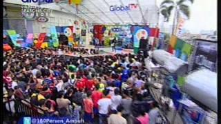 Digibox Band - Kadal Cinta live at 100% Ampuh