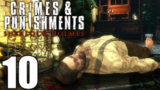 Sherlock Holmes Crimes And Punishments Gameplay Walkthrough Part 10: Station Master Let
