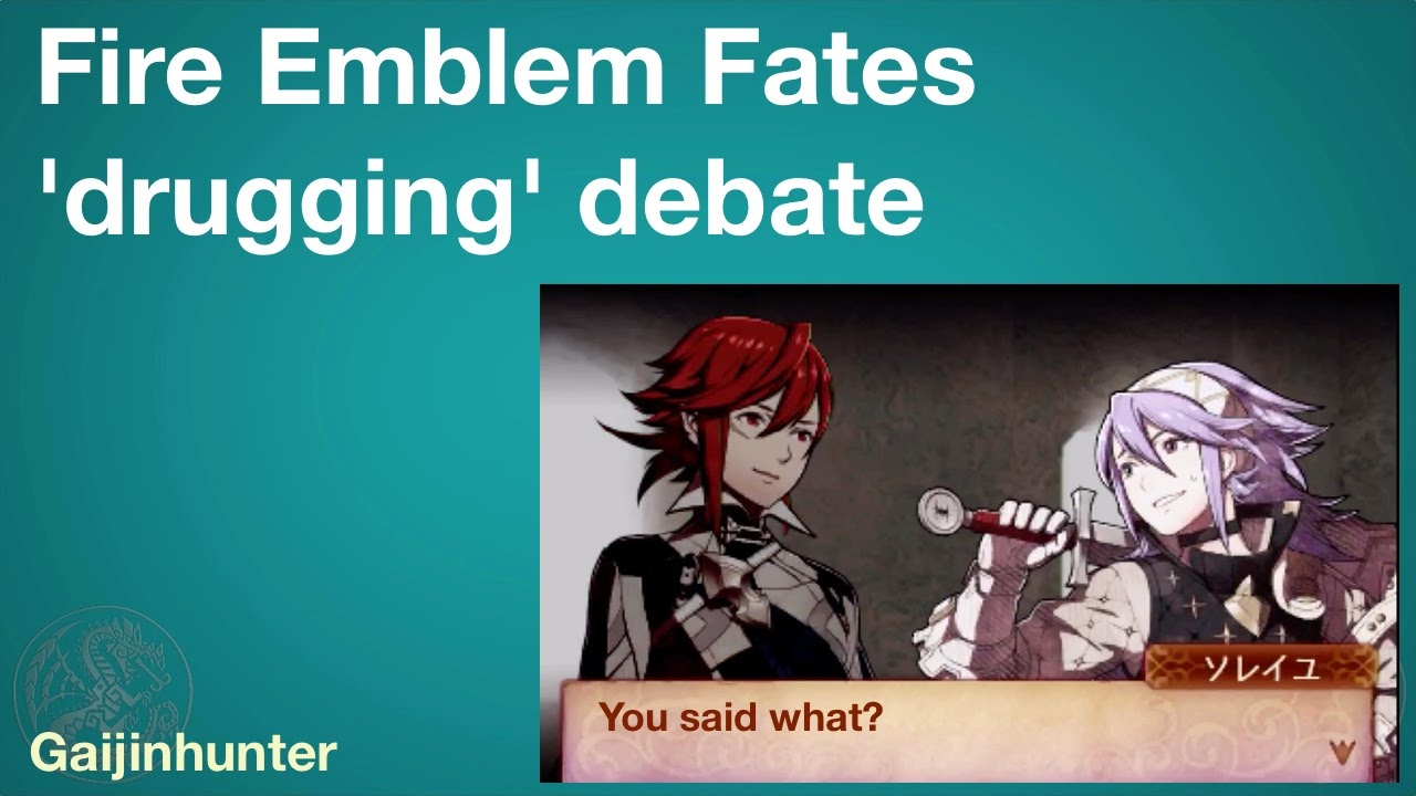 Nintendo changes controversial Fire Emblem Fates scene for