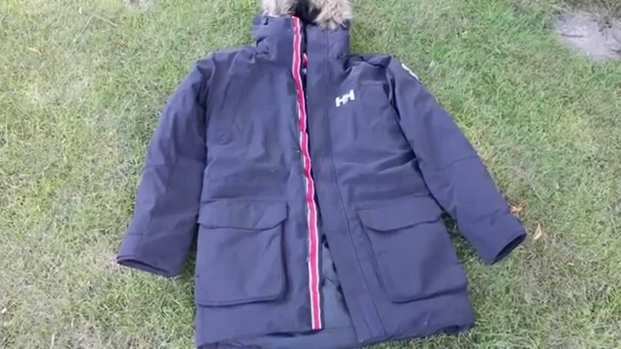 another chance great fit rock-bottom price Helly Hansen Svalbard Parka