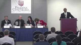 School Deans Public Forum - October 23, 2013