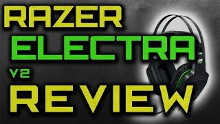 Razer Electra V2 Review - THE BEST BUDGET GAMING HEADSET UNDER $100
