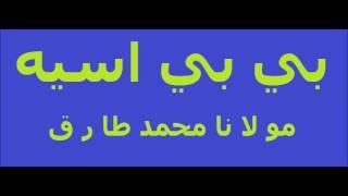 ﺑﻲ ﺑﻲ اﺳﻴﻪ, Maulana Mohammad Tariq, Pashto Islami Bayan