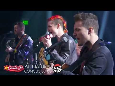 "WALK THE MOON ""Anna Sun"" Live Performance"