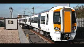 UK Station Announcements - Fast Trains