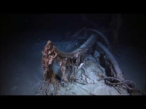 Titanic wreck HD