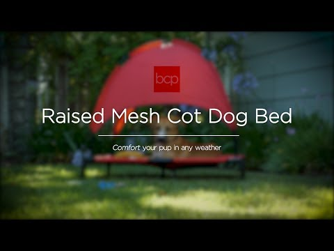 sky3949-sky3950-sky3951-raised-cooling-dog-bed-w/-removable-canopy