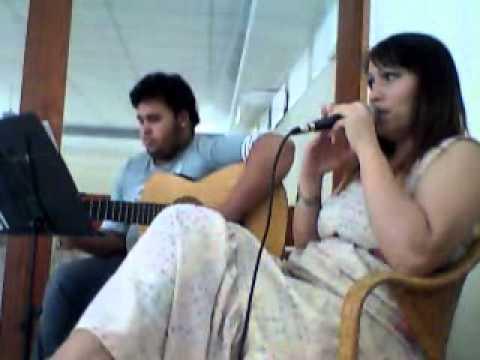 Luciana Gama e Caio Fernando - Eu Não Existo Sem Você (Vinicius de Moraes)