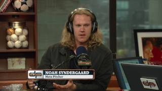 Noah Syndergaard on The Dan Patrick Show (Full Interview) 04/05/2017