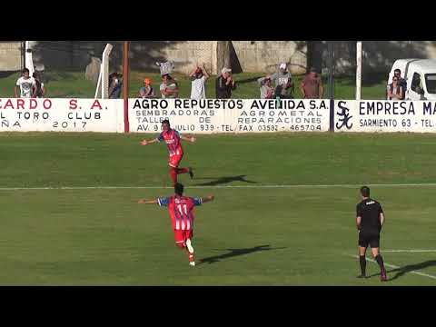 LRFRC - Primera A / Clasico Moldense: Toro 2 -  Everton 1