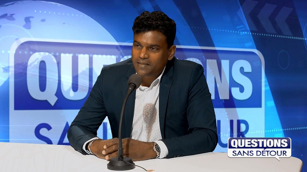 RUDY NAINAN LE PRESIDENT DES RESTAURATEURS DES ILES GPE est l'invité de QS sur ETV