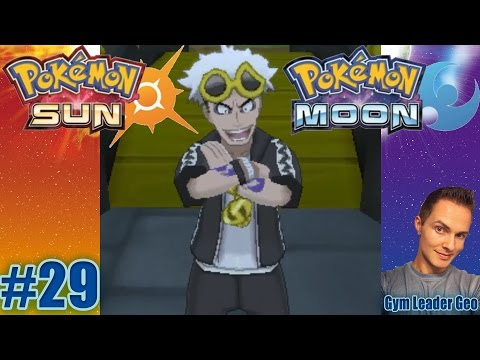 Pokémon Sun & Moon Blind Let's Play - Episode 29: Enemy Approaching...
