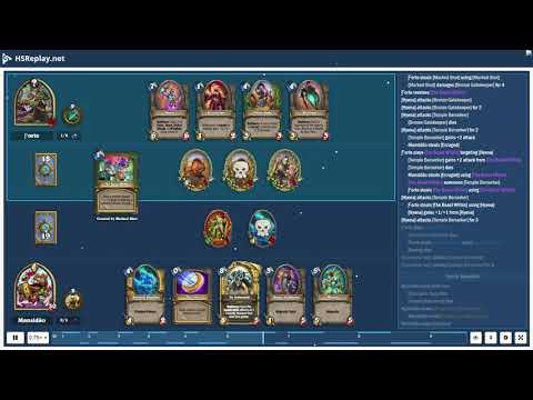 ProGaming - Hearthstone, Quest Paladin(8) vs Highlander