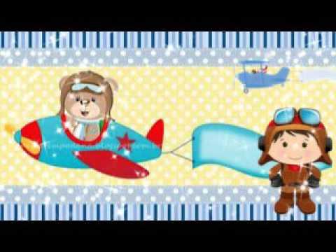 Retrospectiva Ursinho Aviador Youtube