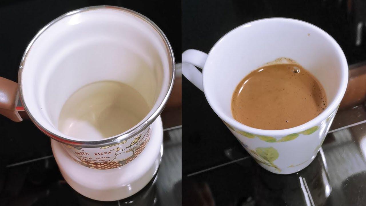 кофе утренний из италии