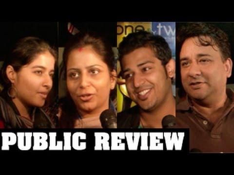 Dedh Ishqiya PUBLIC REVIEW : BRILLIANT A Must Watch