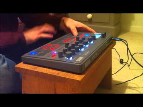 Alex Rafter - Electribe 2 - House & Techno