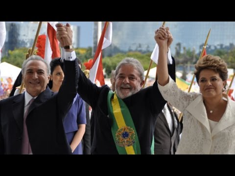 Brazil's PT Failed to Disengage from Corrupt Elements of Its Political Class (1/2)