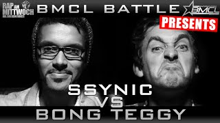 BMCL RAP BATTLE: SSYNIC VS BONG TEGGY (BATTLEMANIA CHAMPIONSLEAGUE)