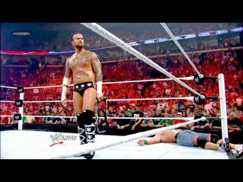 If CM Punk Changed His Theme