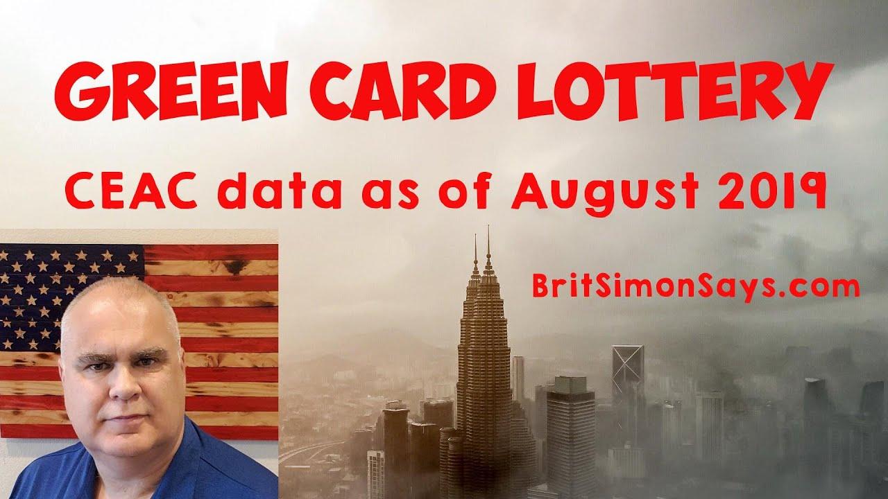CEAC data analysis as of early August 2019 ~ BritSimonSays com