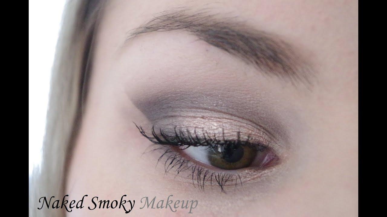 Assez Maquillage des yeux avec la Naked Smoky de Urban decay - YouTube OK58