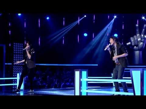 The Voice Thailand - กิ๊ฟ VS พีท - รักไม่ยอมเปลี่ยนแปลง - 20 Oct 2013