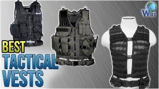 10 Best Tactical Vests 2018
