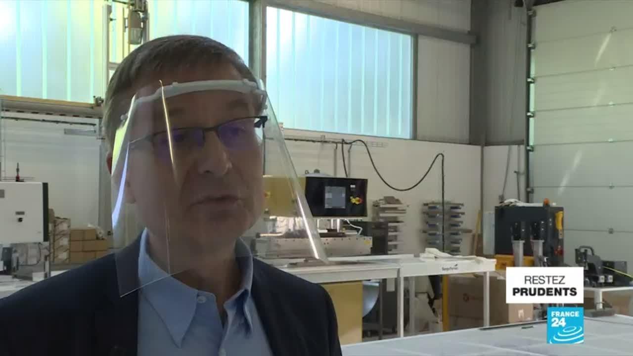Covid-19 en France : un tissu capable de détruire le virus sur les surfaces