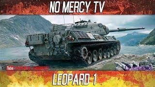 Korben Dallas(Топ стрелок)-LEOPARD 1-9700 УРОНА
