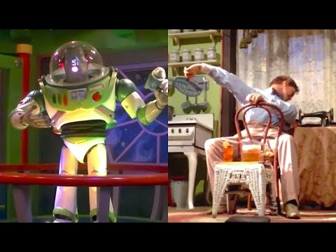 Top 10 Disney Animatronic Malfunctions | Disney Ride Fails