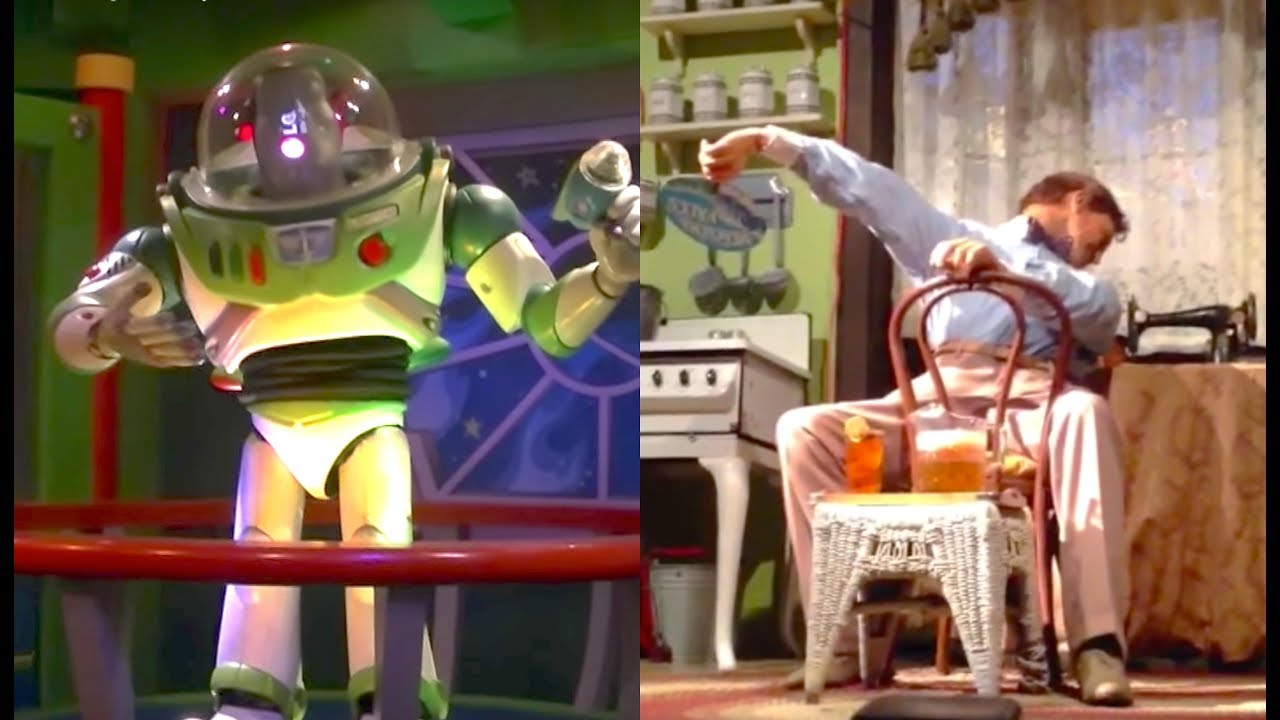 High 10 Disney Animatronic Malfunctions | Disney Experience Fails