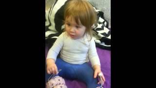 Ребенок разговаривает в 1 год один месяц